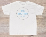 Big Brother/Big Sister Est. Tee