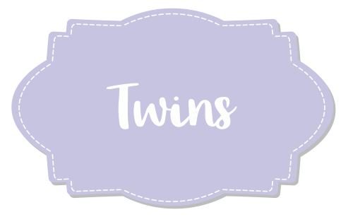 Burp Cloths for Twins